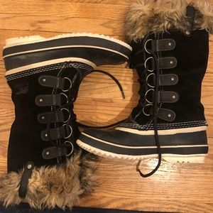 Sorel women's 8.5 Joan of arctic winter boot